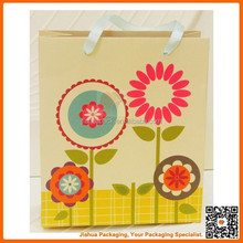 2012 Recycle Kraft Shopping Bag