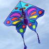 Fashion custom printed butterfly kite