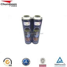 High pressure tinplate aerosol can