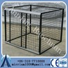 Hot dipped galvanized 1.8x1.2m Dog Kennel / Dog panels/ Dog Fences(Factory)