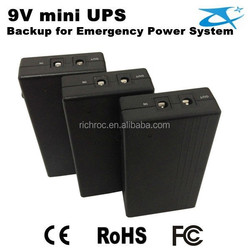 portable ups 12v deep cycle battery for Access Control System