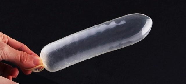 Женский презерватив и анальный секс 119
