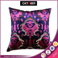 European Style Velvet Cushion Cover (only cushion cover)