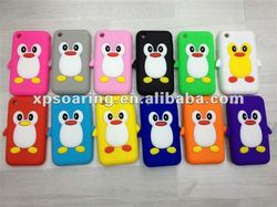 for iphone 3g 3gs cute penguin case cover