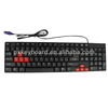 HOT SELLING !! Good Quality Gaming Keyboard, fashion keyboard