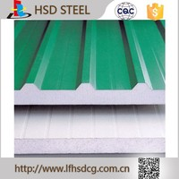 Factory direct sale decorative metal roofs corrugated steel sheet