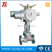 pn16/pn25/class150 flange type dn100 din bellow sealed globe valveas attached picture without ps good quality