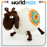 How To Train Your Dragon Black Sheep Plush Toy
