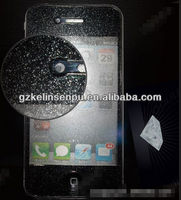 Good feeling diamond screen protector for your cell phone