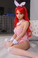 Soft Toy Style and Rubber,Silicone rubber Material adult doll