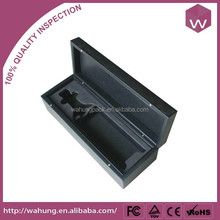Promotion Sales Plastic Single Wine Gift Box /Packaging Box For Wine Bottle Wholesale