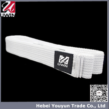 UWIN Martial Arts Belt, Karate, Taekwondo, Judo,Jiu jitsu,Color Belts, white