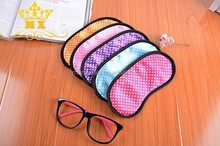 travel sleeping eye masks with lots of color