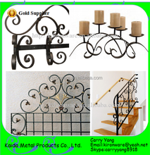 Wrought Iron Ornaments Hand Forged Iron