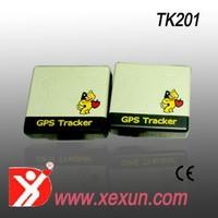 GPS Tracking MINI Real Time GSM/GPRS/GPS Dog GPS Tracker TK201 For Kids Child Elderly Vehicle Pet Bike