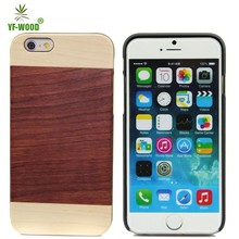 Green Natural Environmental Bamboo Case Wood for iphone 6s