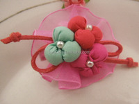 Hair Clips Hair Accessory for Girls with Flower