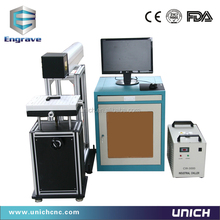 co2 Electronic components laser engraving/marking machine