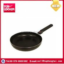 Unique smokeless non-stick coating fry pan