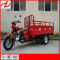 2014 Chinese Popular Hot Sale Strong Heavy Load Ability 200cc Cargo Tricycle Motorcycle