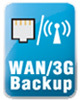 M2M Industrial 4G LTE router