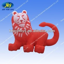 new dsign giant tiger toys Christmas Party Inflatable yard Decorations or Advertising