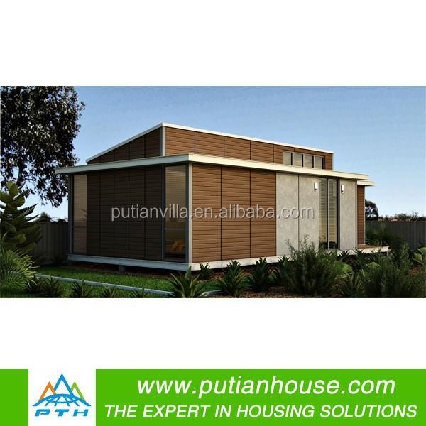 Modern Design Affordable Prefabricated Home Buy