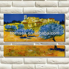 taste of the exotic modern wall oil painting