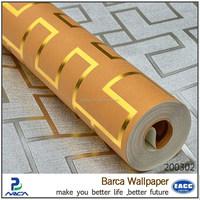 Decorative mural metallic german wallpaper manufacturers