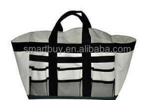 600D polyester Tote Garden Carrying Tools Bag