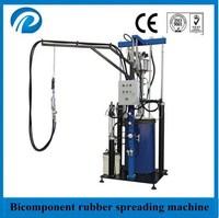 China Jinan Rubber-Spreading Machine/ window glass making machine