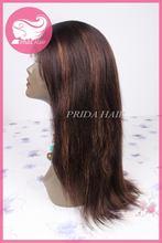 Alibaba china hot sale straight mono lace women lace wig
