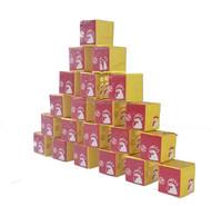 Halal bouillon cube chicken flavor