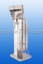 milk cream industrial centrifugal oil water separator machine with competitive price