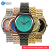2015 NEW ARRIVAL Fashion Attractive Color Stainless Steel watches