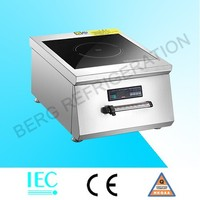 Induction and slide touch halogen cooker manual