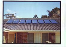 unglazed black Low maintenance Solar pool Water Heater Panel