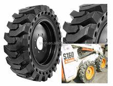30X10-16 skid steer solid tyre