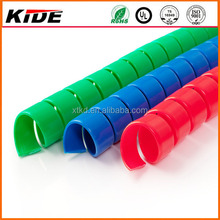 PVC Spiral Guard provides excellent point for fuel hoses in china supplier