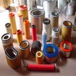 synthetic resin superfine fiber paper Air cartridge filter element