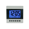 Digital Big LCD Screen Table Clock, Black and White Clock PN-1103