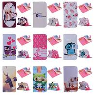 Wallet Style Cross Pattern Side Flip Stand TPU+PU Leather Case Cover for Samsung Galaxy S6 G9200