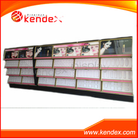 beauty products display cabinets cosmetic makeup stand factory