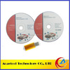 Hot selling GM Tech2 TIS 2000 Software CD and USB dongle TIS2000 USB KEY for gm scanner
