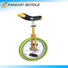 Hot Sale Single Wheel Bicycle 18 Inch Unicycle Bicycle One Wheel Bike
