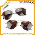 la venta caliente aviador gafas de sol (T149)2015 MIDO metálico barraca óptica# el Vestíbulo 7 N25