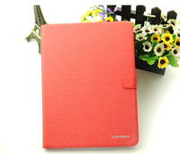 High quality fancy flip wholesale leather case for ipad 3