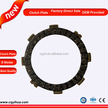 CT100 friction material clutch disc plate, friction plate clutch disc brake plate, motorcycle clutch friction plate