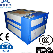 Laser cut wedding and business card machine RF-5030-CO2-50W with high speed