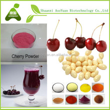 100% Natural Organic Acerola Cherry Fruit Powder Freeze-Dried Acerola Fruit Powder Tablet Acerola Cherry Freeze Dried Powder